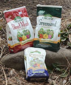 Soil amendments our edible garden for Soil amendments